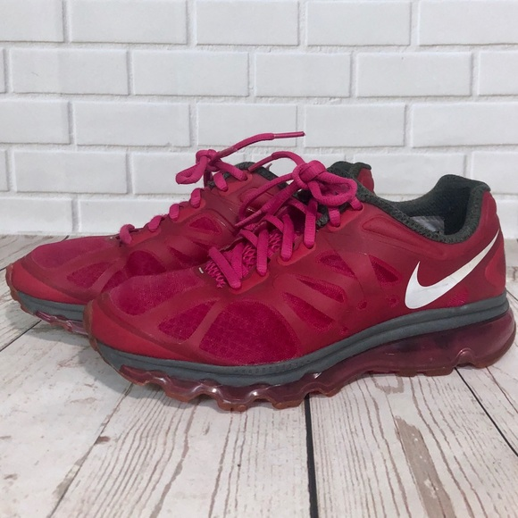 the latest 1928d 9149e Nike Air Max 2012 Womens Running Shoes in Pink. M 5c550a6a03087c630e285ea1